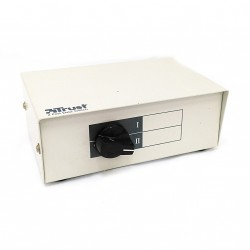 TRUST 105506 - 2 Port Data Switch