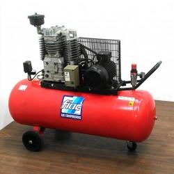 FIAC AB 200-510 - Compressore Bicilindrico a Cinghia 200L 4HP - Trifase