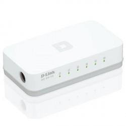 D-LINK GO-SW-5E - 5-Port Fast Ethernet Easy Desktop Switch