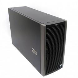 HP Proliant ML370G5 - Xeon QC E5420 - 2GB Ram - NoDisk - SAS SATA - 1PSU - 2LAN