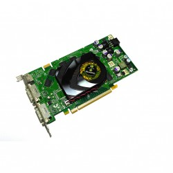 DELL nVidia QuadroFX 3500 256Mb GDDR3 DUAL-DVI PCI-e x16