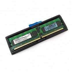 ELPIDA EBE51RD8BFA-4A-E - Memoria Ram DDR2 512MB 1Rx8 PC2-3200R-333