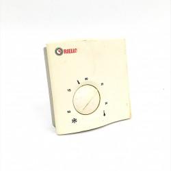 RIELLO REA02.01/130 - Termostato TermoRiello AC 24..250V 50/60Hz 6(2.5)A-10T50°C IP30