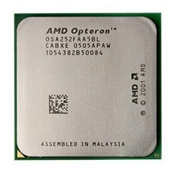 AMD OSA252FAA5BL - CPU Opteron 2.6GHz Socket 940 L2 1MB