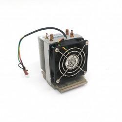 HP 411354-001 - Dissipatore con Ventola DC12V 0.56A per PROLIANT Server ML350 G5
