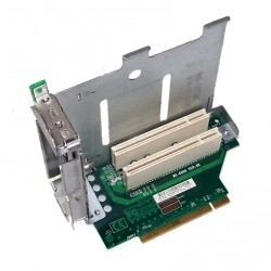 HP 323090-001 - PCI Riser Card MS-6986 con Staffa 316000-001
