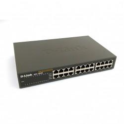 D-Link EES1024DE - Switch 24 Port 10/100 Fast Ethernet DES-1024D