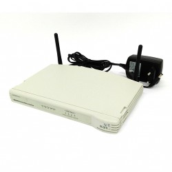 3COM WL-552 - ADSL Wireless 54Mbps 11g Firewall Router