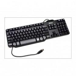 DELL SK-8115 Tastiera USB Nera Standard per PC