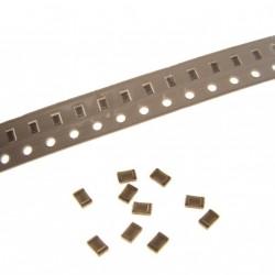 Kemet - 100 x Condensatore Ceramico Multistrato MLCC - SMD/SMT 1206 0.47uF 50V X7R ±10%